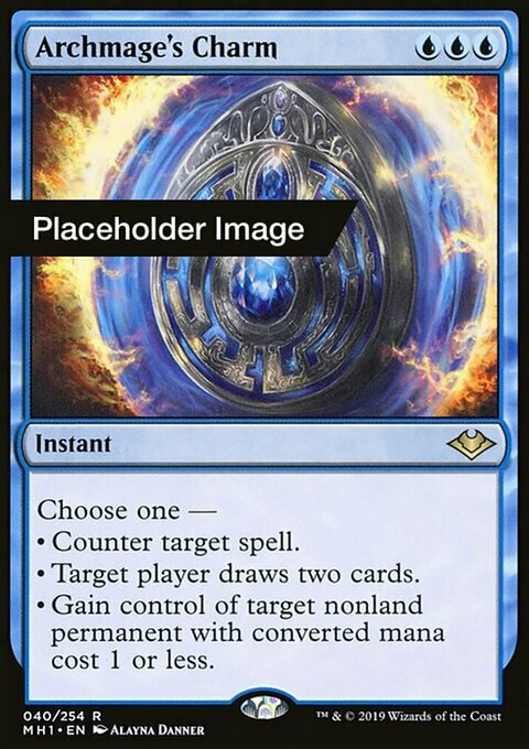 Archmage's Charm